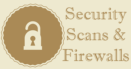 Security Scans and Firewalls